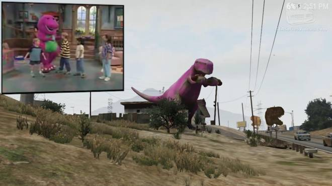GTA: Promotions - A few easter eggs image 1