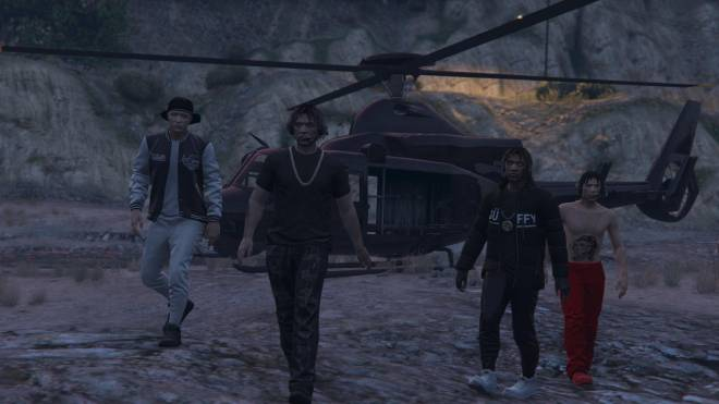 GTA: Promotions - The hatch n F@#%%n up image 1