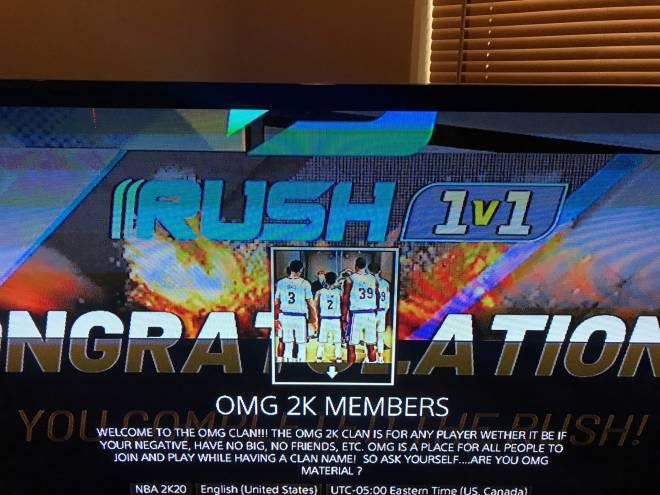NBA 2K: General - 2K CLAN FOR ANYONE🥳 image 1