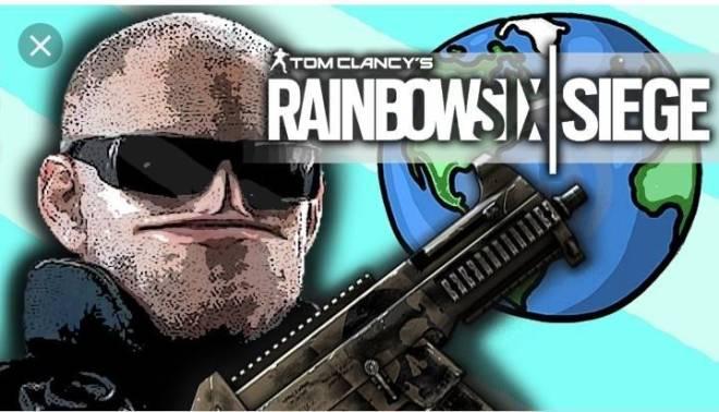 Rainbow Six: Memes - good luck image 2