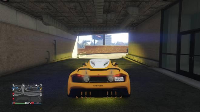 GTA: General - This car hella dope!🍯🥇 #Taipan image 3