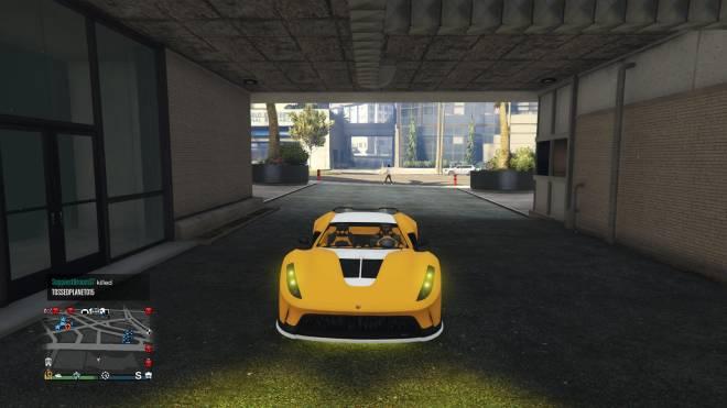 GTA: General - This car hella dope!🍯🥇 #Taipan image 1