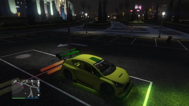GTA: General -  when I dont want the car in the casino they give it to me !  Fuck my life🤢🤮 #FLASH GT image 1