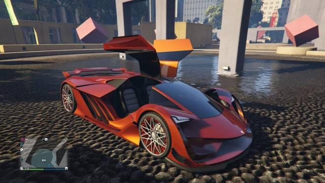 GTA: General - This is my favorite car!🧞♂️🧛♂️ #tezeract image 5