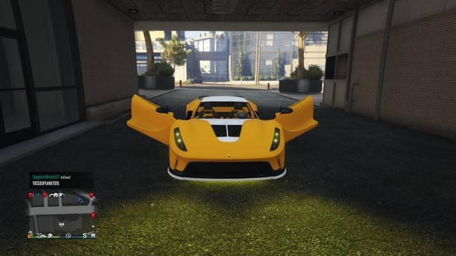 GTA: General - This car hella dope!🍯🥇 #Taipan image 2