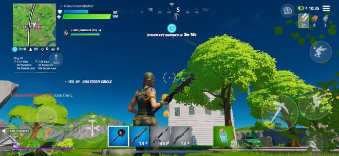 Fortnite: Looking for Group - Need 3  for Arena squads mobile only must hold your own weight  image 1