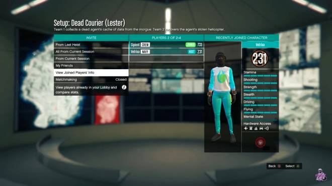 GTA: Looking for Group - Does anyone have ( SETUP: DEAD COURIER ) ( Lester) image 3