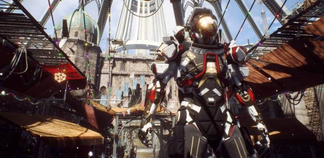 Anthem: General - Icetide has been amazing.  image 2