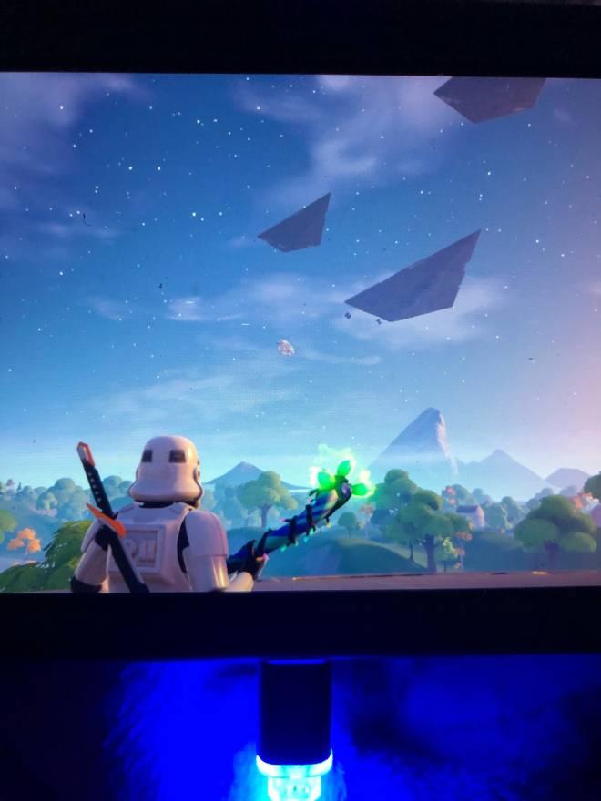 Fortnite: Battle Royale - Star Wars event !!! image 1