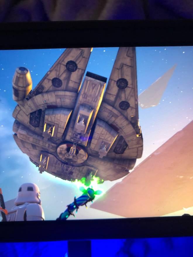 Fortnite: Battle Royale - Star Wars event !!! image 4