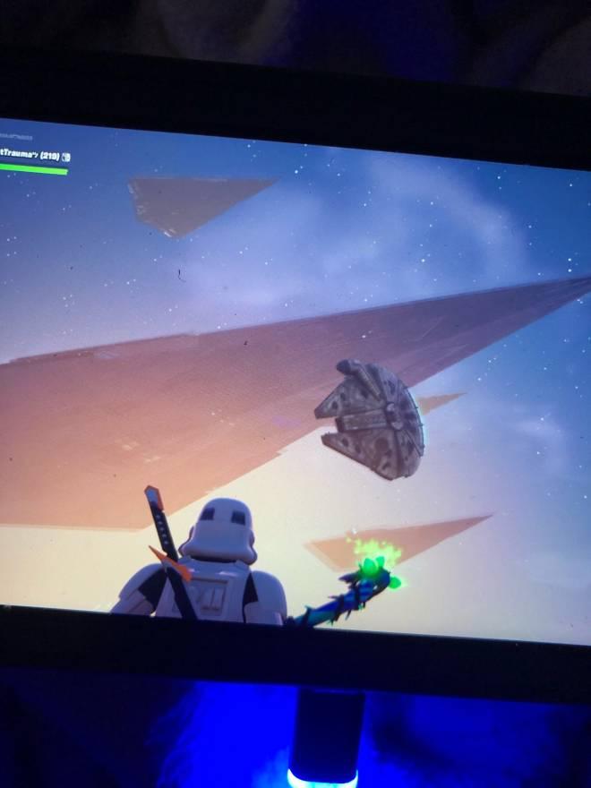 Fortnite: Battle Royale - Star Wars event !!! image 3