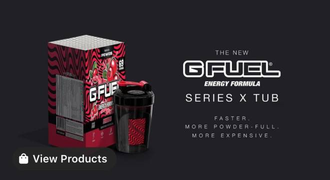 G Fuel: General - Good One GFuel image 1