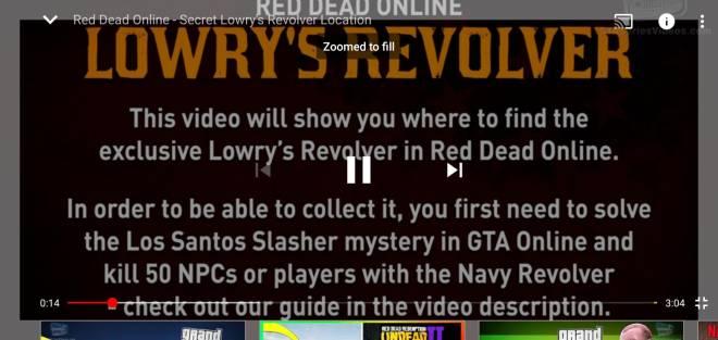 Red Dead Redemption: General - New gun location  image 1