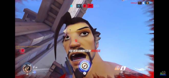 Overwatch: Memes - When you get headshotted by a Hanzo as hanzo  image 1