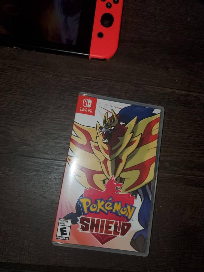 Pokemon: General - Won the Moot Pokemon Giveaway image 2
