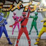 Next Super Sentai team aka where the power Rangers originate from has been reveled.