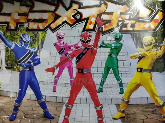 Entertainment: TV - Next Super Sentai team aka where the power Rangers originate from has been reveled. image 2