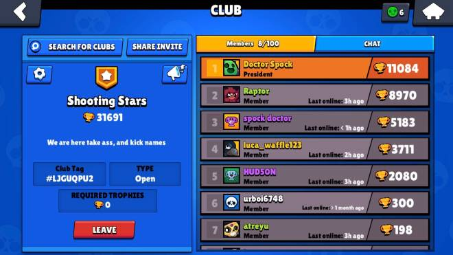 Brawl Stars: Club Recruiting - Come join the squad👇🏼👇🏼👇🏼 image 1