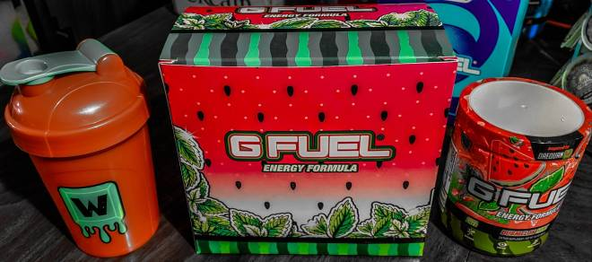 G Fuel: General - The wait is over! DubMelon Mint! image 2