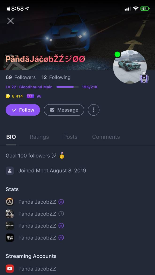 GTA: Promotions - Everyone follow this amazing person  help him reach  1k followers  image 1