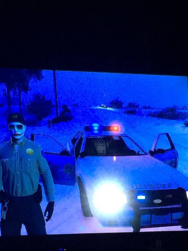 GTA: General - Police patrol  image 1