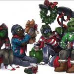 Merry Christmas From Spetsnaz