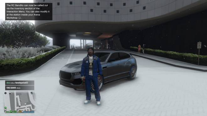 GTA: General - MERRY CHRISTMAS TO YOU🎄 FROM THE VENDETTABOSS5 💪🏾 image 3