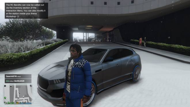 GTA: General - MERRY CHRISTMAS TO YOU🎄 FROM THE VENDETTABOSS5 💪🏾 image 4