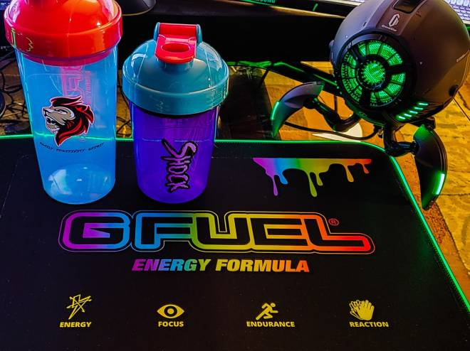 G Fuel: General - Look what came in the mail today! image 1