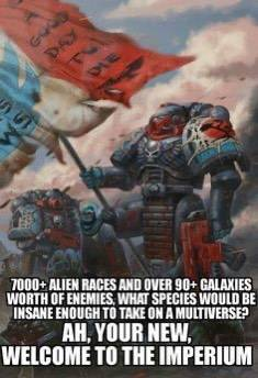 Entertainment: Memes - FOR THE EMPEROR image 4