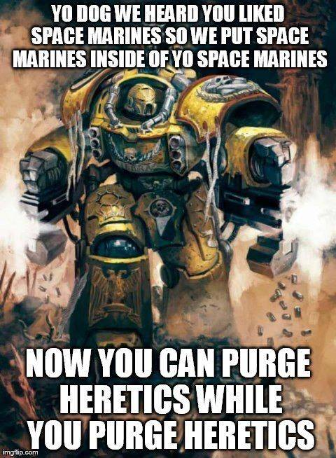 Entertainment: Memes - FOR THE EMPEROR image 2