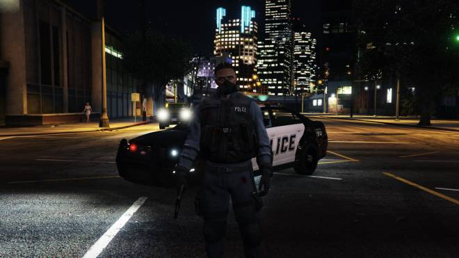 GTA: General - LSPD 🚓🚨 image 1