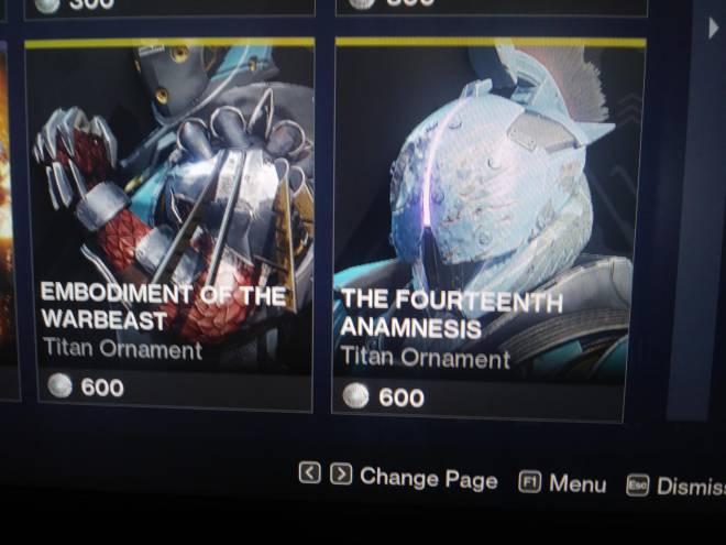 Destiny: General - Ornaments image 3