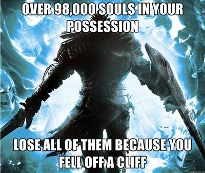 Dark Souls: Memes - You are your own worst enemy... image 1