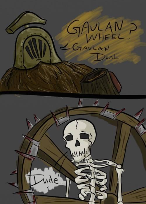 Dark Souls: Memes - Dude image 1