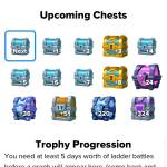 How to check your upcoming chests