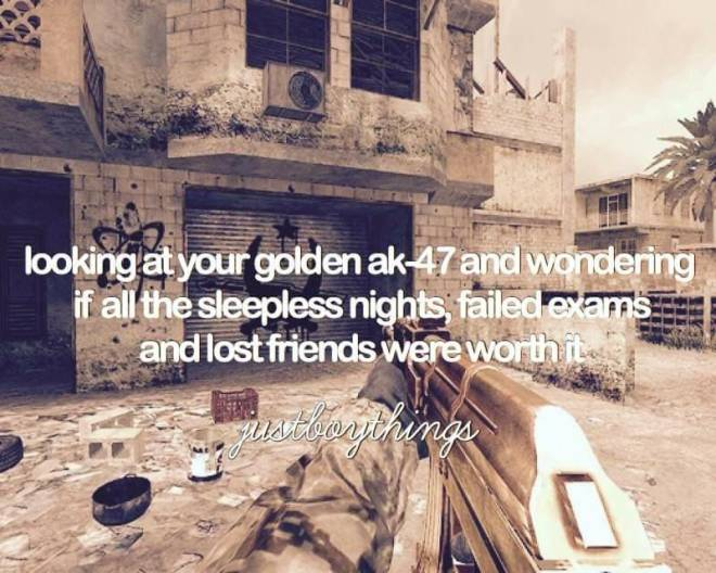 Call of Duty: Memes - Throwback to when we all became men and women image 1