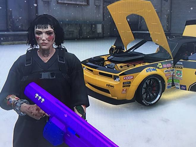 GTA: General - Think I might've found my new favorite 💛 image 1