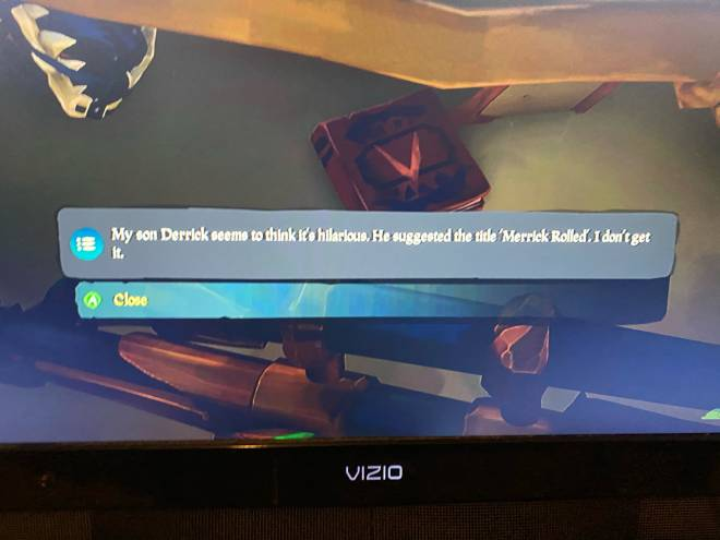 Sea of Thieves: General - Has this happened to you? image 2