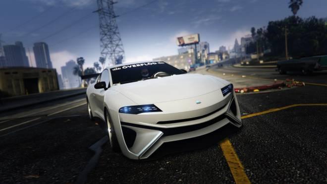 GTA: General - New Car: Overflod Imorgon image 1