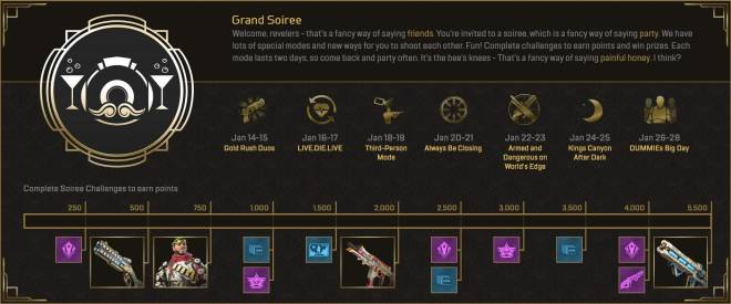 Apex Legends: General - Grand Soiree!! image 2