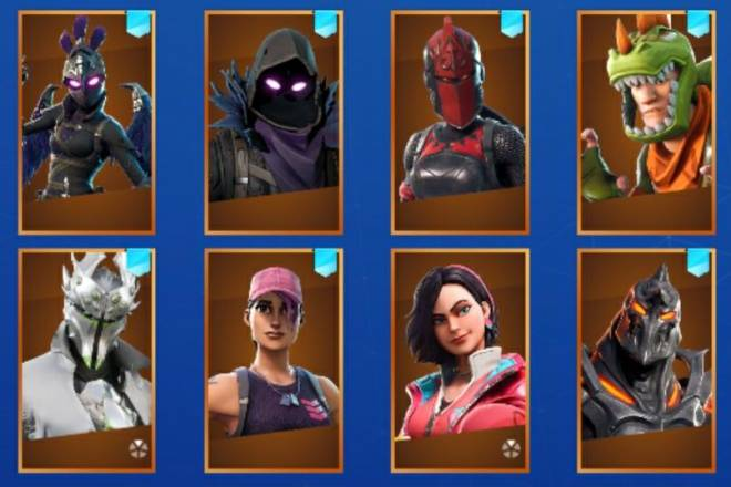 Fortnite: Battle Royale - If YOU Could Have 5 Things From MY Locker... 🤔 #5 image 7