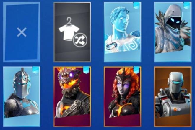 Fortnite: Battle Royale - If YOU Could Have 5 Things From MY Locker... 🤔 #5 image 2