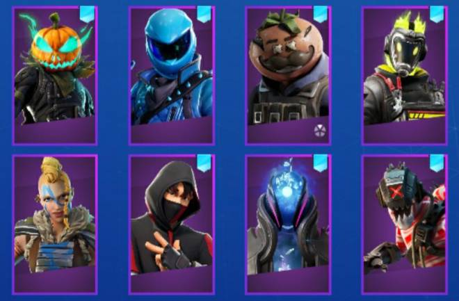Fortnite: Battle Royale - If YOU Could Have 5 Things From MY Locker... 🤔 #5 image 18