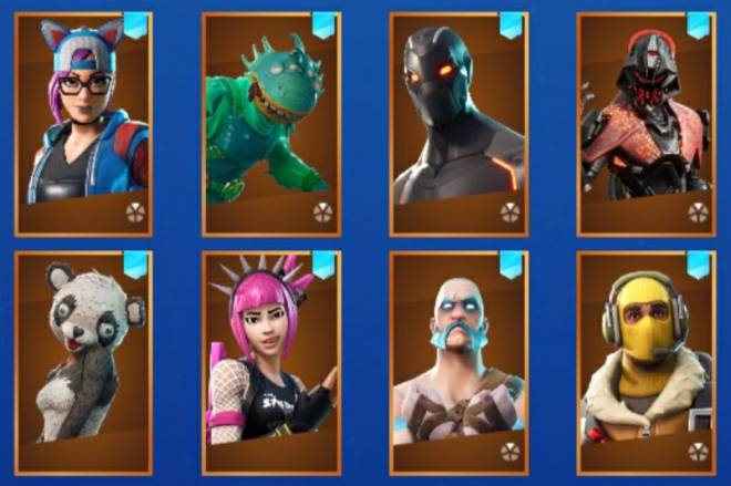 Fortnite: Battle Royale - If YOU Could Have 5 Things From MY Locker... 🤔 #5 image 6