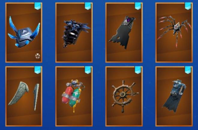 Fortnite: Battle Royale - If YOU Could Have 5 Things From MY Locker... 🤔 #5 image 44