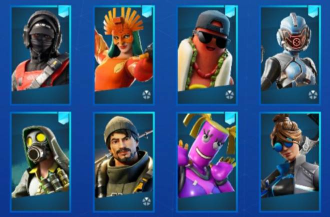Fortnite: Battle Royale - If YOU Could Have 5 Things From MY Locker... 🤔 #5 image 33