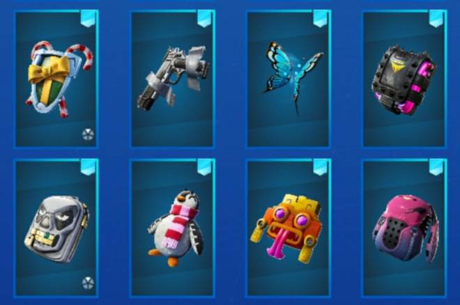 Fortnite: Battle Royale - If YOU Could Have 5 Things From MY Locker... 🤔 #5 image 64