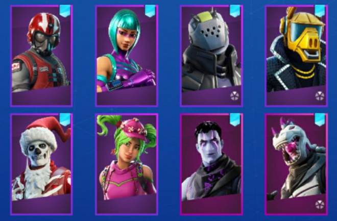 Fortnite: Battle Royale - If YOU Could Have 5 Things From MY Locker... 🤔 #5 image 26