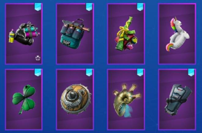 Fortnite: Battle Royale - If YOU Could Have 5 Things From MY Locker... 🤔 #5 image 56